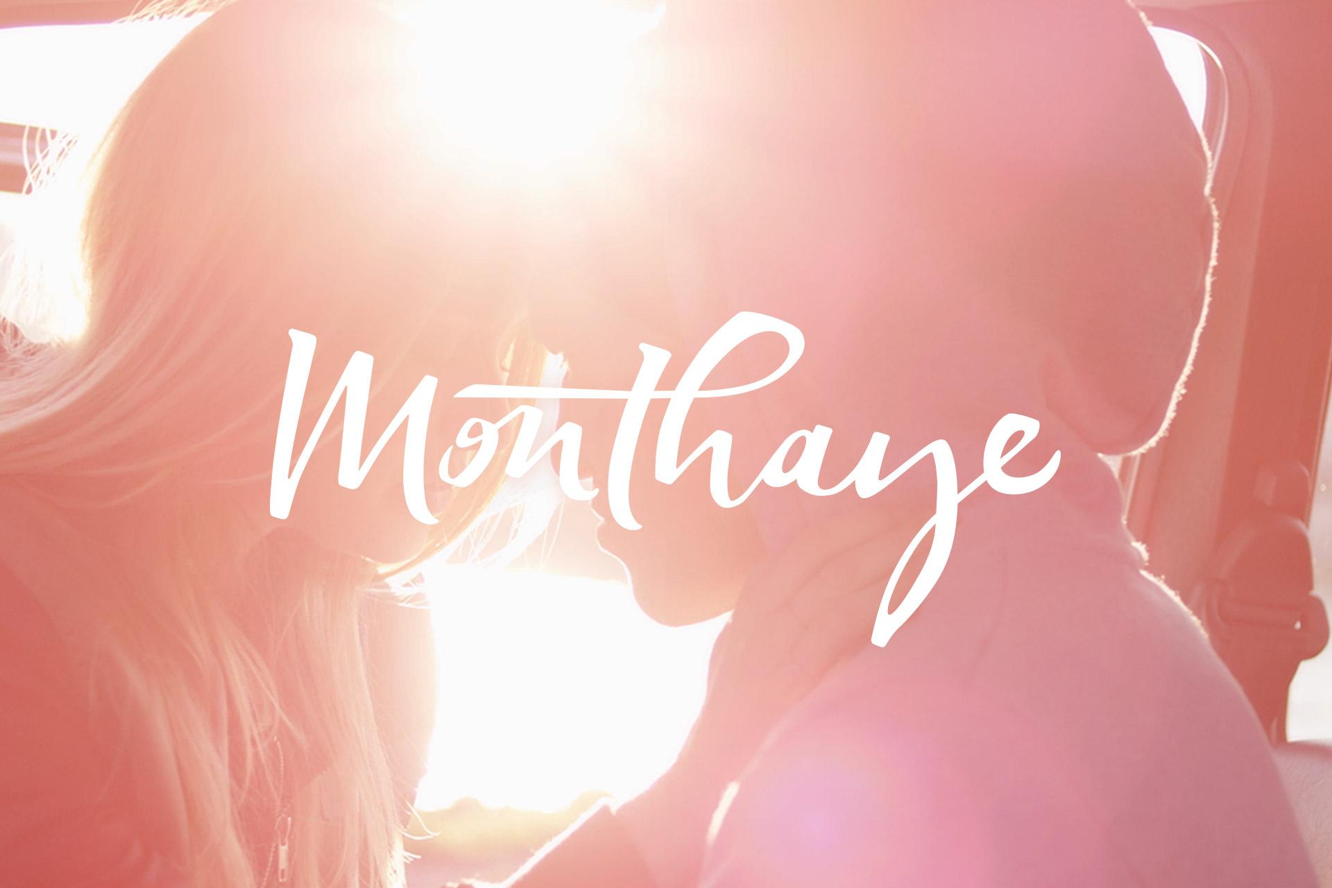 Monthaye — Branding