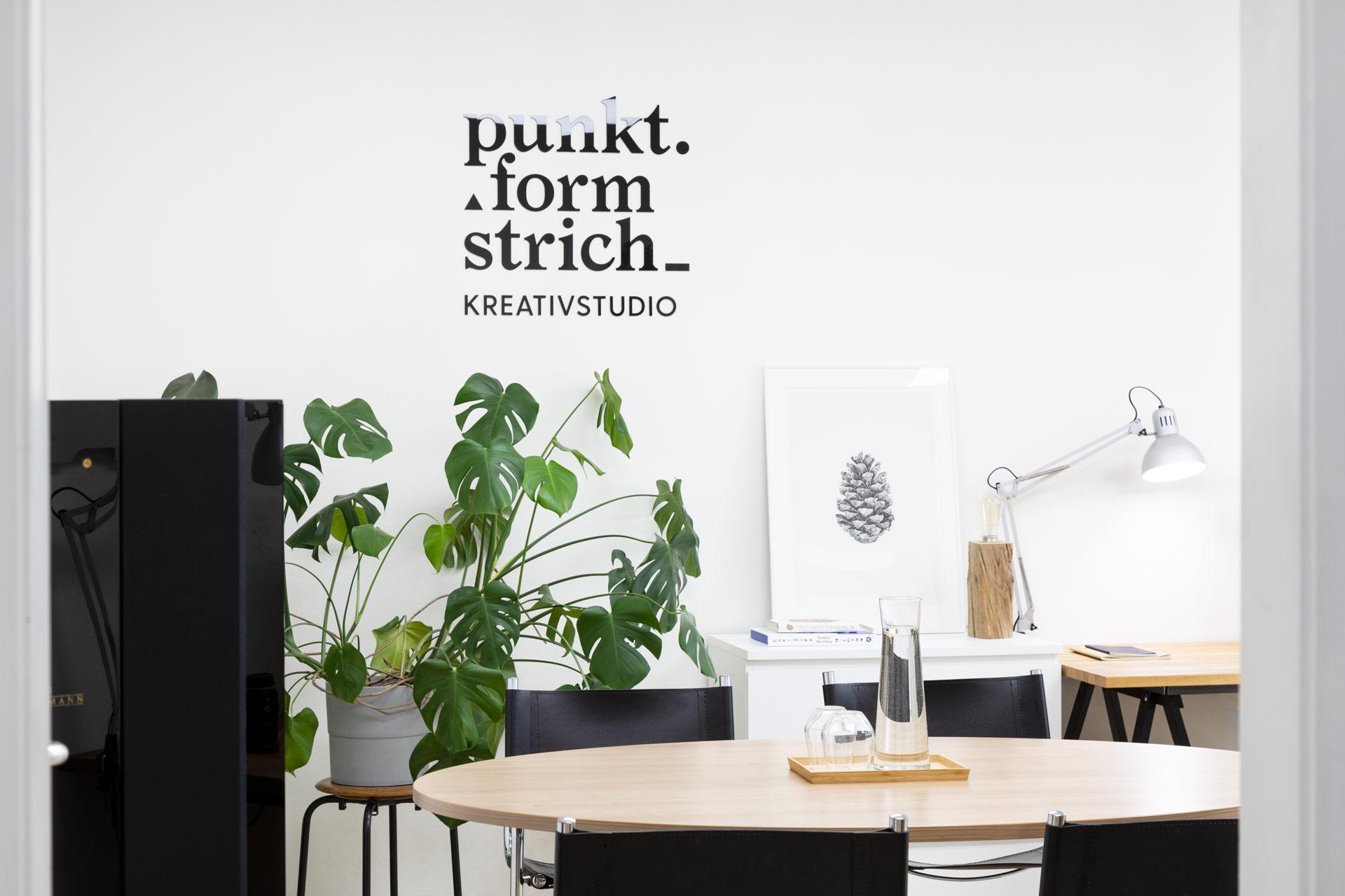 PunktFormStrich Kreativstudio